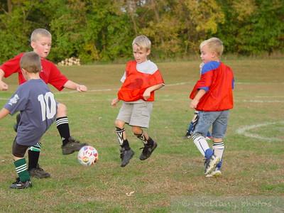 1001 Soccer