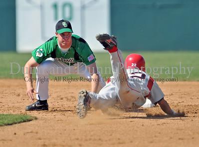 2008-04-15 - Northwest vs Carroll - Varsity Baseball