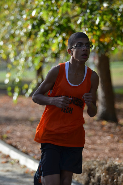 Greater Lawrence Tech Cross Country 2013-2014 Season