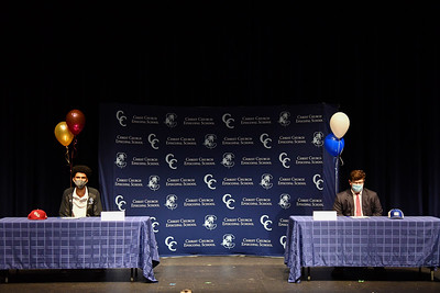 Fall Athletic Signing Day 2020