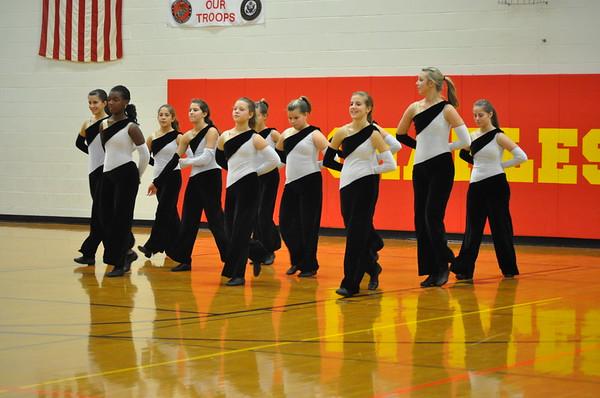 November 29, 2010 Dance and Cheer