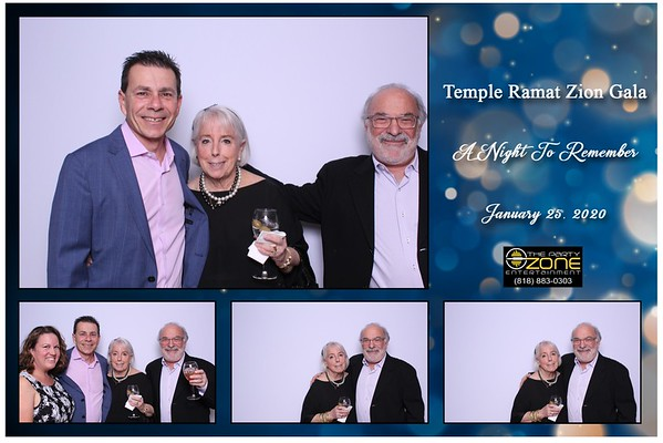 Temple Ramat Zion -The Party Zone