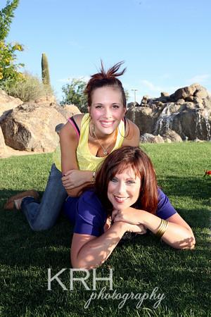 Sarah and Amy