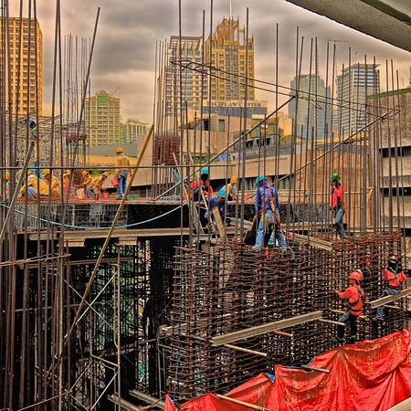 Manila building sites