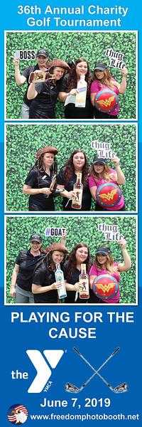 YMCA Charity Tournament 6.7.19