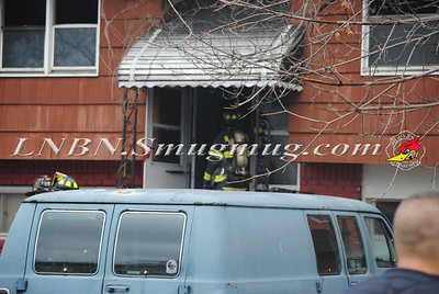 North Babylon Fire Co. House Fire 17 Broome St 2-11-12