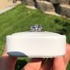 1.75ctw Edwardian Toi et Moi Old European Cut Diamond Ring  37