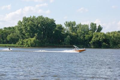 Boat Parade & Canoe Races