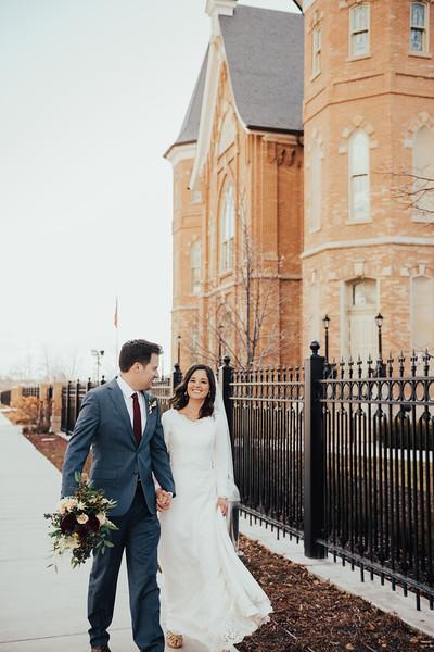 Mary & Joseph Bridals