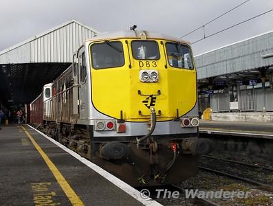 IRRS: 071 Class 40th Anniversary railtour