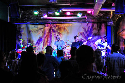 The Hip Abduction ~ 7/8/2016 ~ The Merry Widow, Mobile, AL