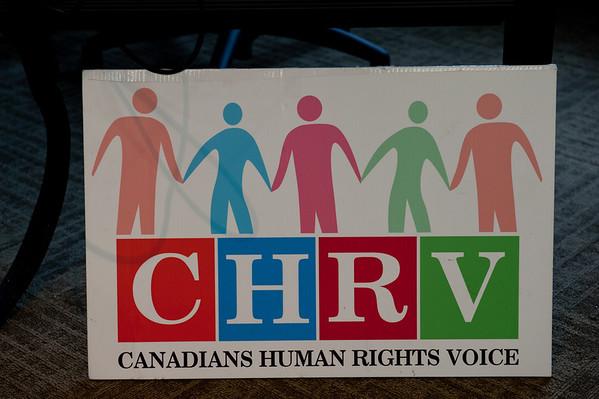 CHRV - Human Rights Session - Ottawa