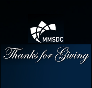 MMSDC Thanks For Giving 2018