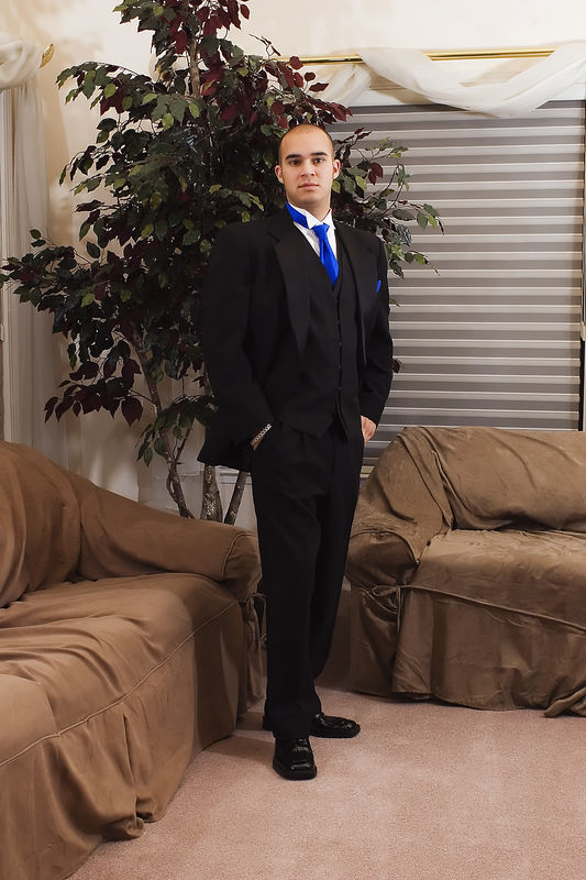 Jacob in a Tux