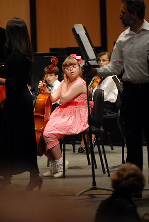 HYO Strings Recital May 2011