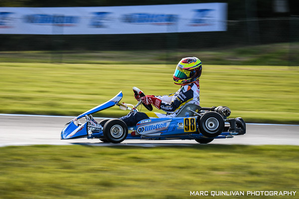 Tillotson T4 World Cup 2020 - Alyx Coby