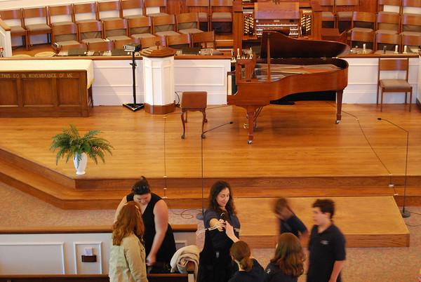 Faculty Gala 2011 & Silent Auction