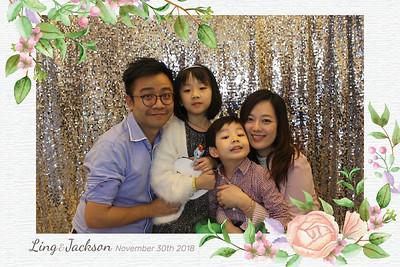 Ling & Jackson - 30th Nov 2018