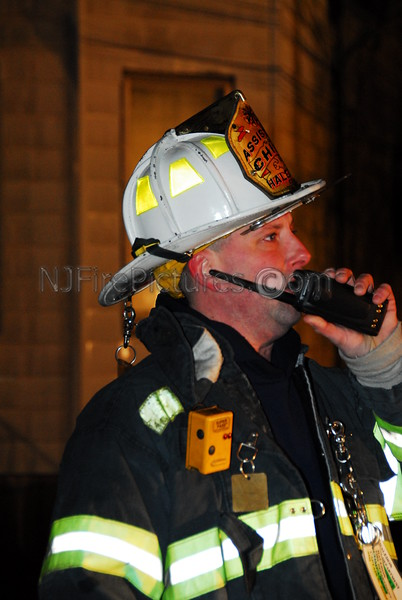 Fire Fighters & Officers Up Close & Personal