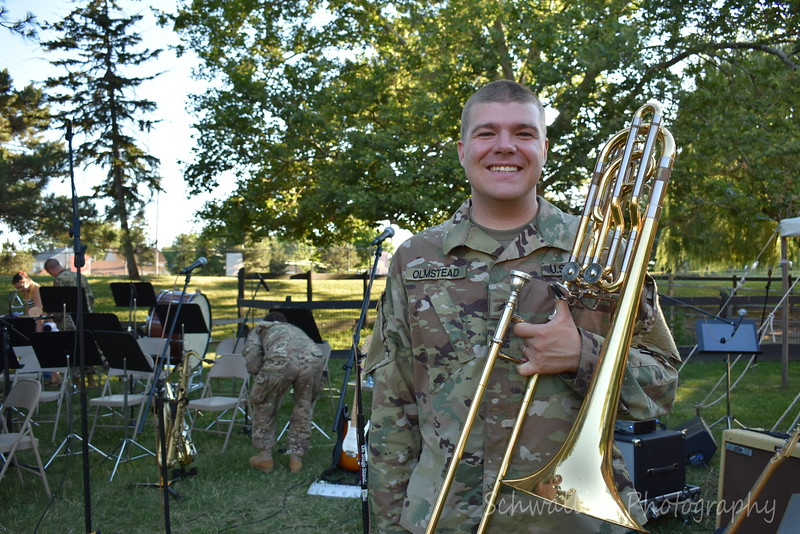 2018 - 126th Army Band Concert at the Zoo - Tune over by Heidi 003.JPG