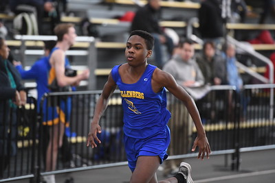 Boys Junior Varsity Winter Track – 2019