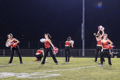 2015 Mt Horeb Dance Team 1st Poms