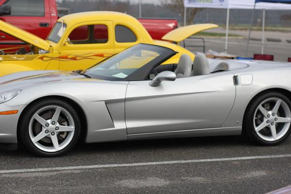 PTA Car Show