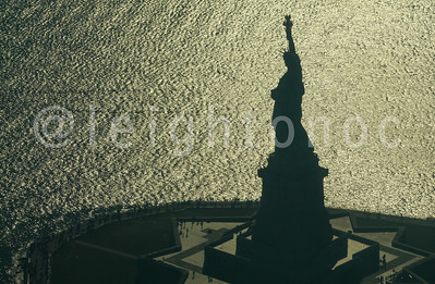 New York City & Statue of Liberty Aerials