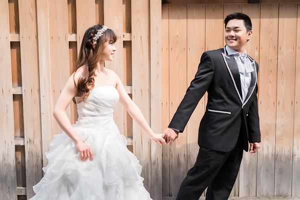Prewedding - 奈良婚紗