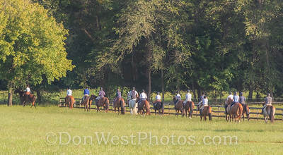 Kubiak Sport Horses Fox Hunting Clinic