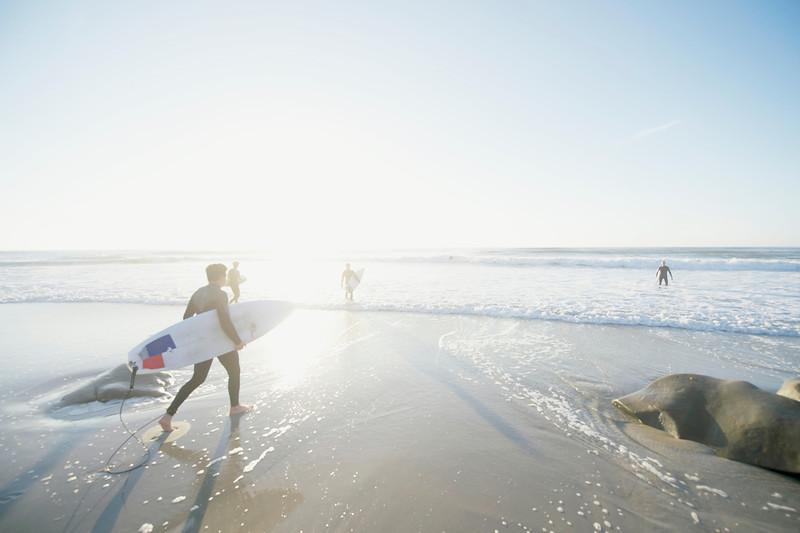 Surfers WindanSea