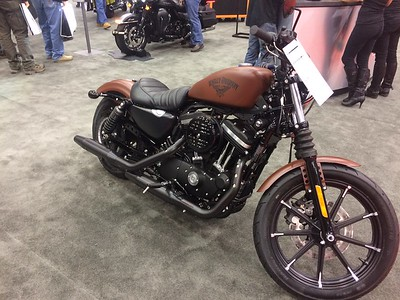 2017 Motorcycle Show