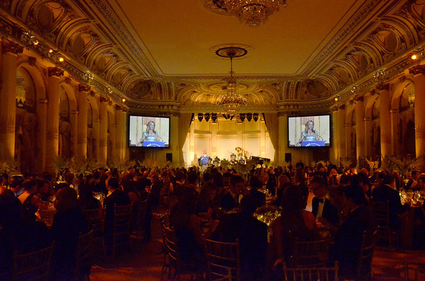 The New York Society For The Prevention of Cruelty To Children 2012 Gala , Nov 13, 2012