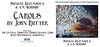 Rutter Carols December 8 - Central Christian Church insert Msm