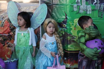 2018 Costume Parade & Pumpkin Party