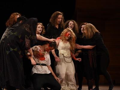 Long Bay College: Macbeth - various