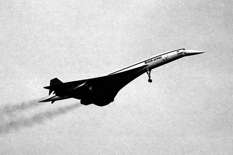 Aérospatiale-BAC Concorde [1977] G-94AE/N94AE (c/n 212)