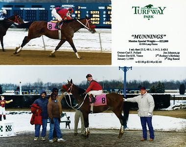 MUNNINGS - 1/01/1999