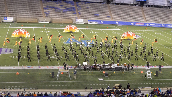 MHS Marching Band 2016