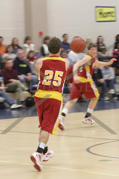 Morgan vs. EMCA away 2011 varsity boys
