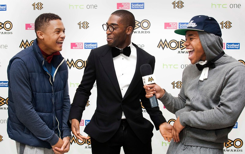 MOBO Awards 2013.