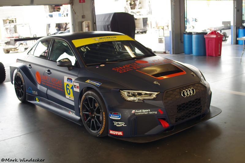 TCR-Roadshagger Racing by eEuroparts.com Audi RS3 LMS TCR