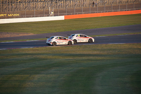 BTCC Silverstone - October 2011