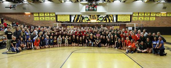 2016 Gilbert Volleyball Invitational