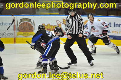 Westshore vs Saanich Jan 21 2015