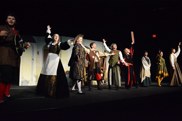 Cinderella with the Commedia Players