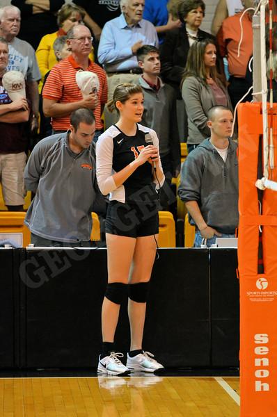 VB vs Asbury University 9-24-2011