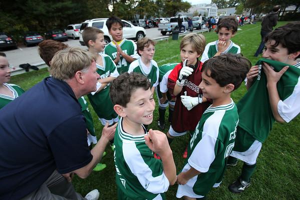 Tenacre Boys Soccer 2010