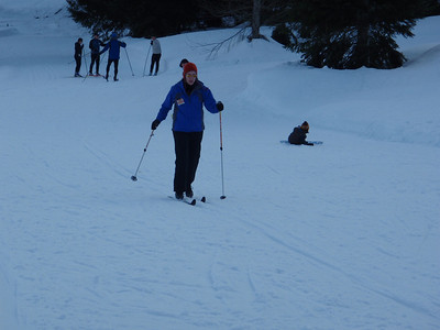 Senior EMM Clinic and Nordic Skiing
