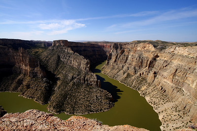 Big Horn Canyon National Recreation Area